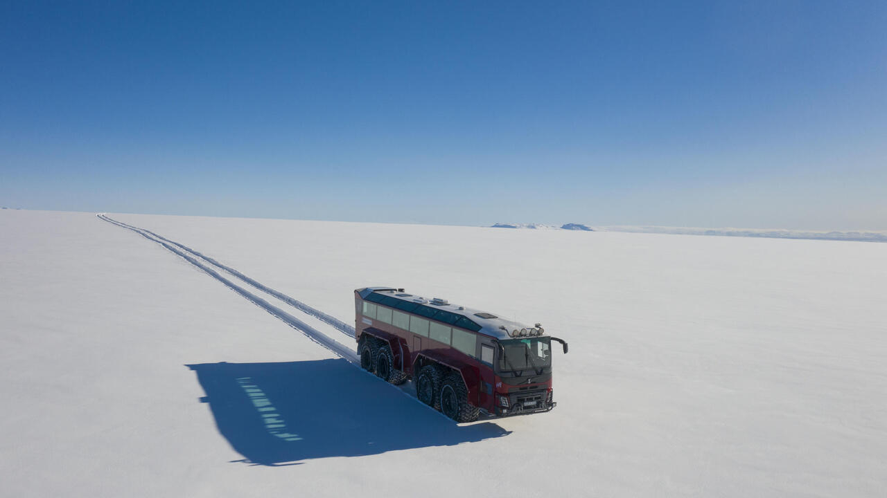 Global ice sheets melting at 'worst-case' rates: UK scientists - RFI
