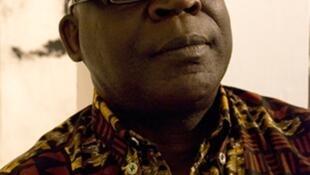 Le comédien  Pascal Nzonzi.