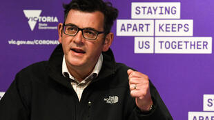 Australia's Victoria state Premier Daniel Andrews has said further restrictions will be eased if virus transmission stays under control