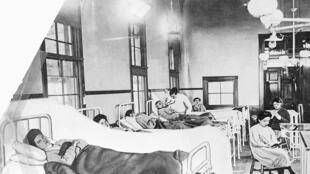 Mary Mallon, connue sous le nom de «Typhoid Mary» a été la première personne identifiée comme porteuse de bacilles typhoïdes aux États-Unis. Immunisée contre la maladie, elle a propagé la typhoïde en travaillant comme cuisinière.