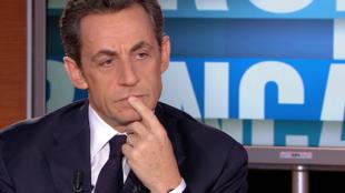 Tổng thống Pháp trên đài truyền hình ngày 10/02/11