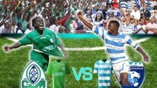 Tangazo la mchuano kati ya Gor Mahia na AFC Leopards