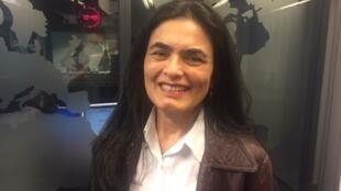 A psicóloga e doutora em Antropologia Social, Aparecida Gourevitch.