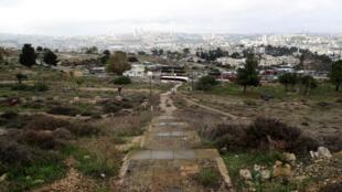 1 257 unités de logement seront construites dans le quartier de Givat Hamatos, proche de Jérusalem-est.