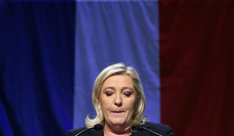 El partido de Marine Le Pen no se llevó ninguna región tras la segunda vuelta de las elecciones regionales de 13 de diciembre2015.
