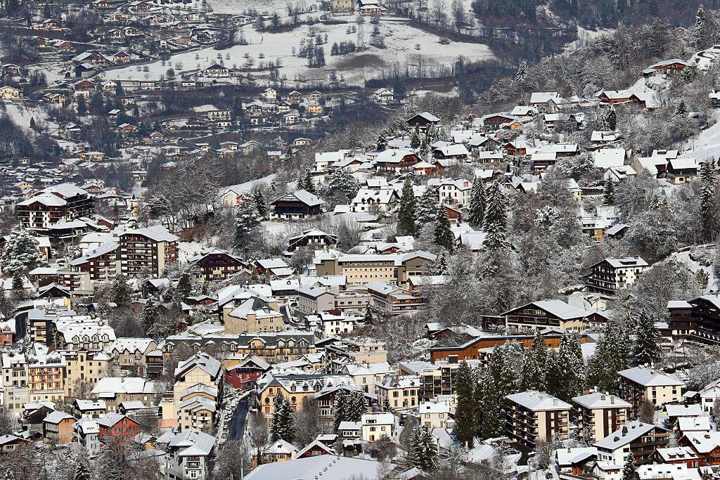 法屬阿爾卑斯山聖熱爾韋萊班