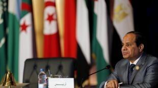 Shugaban kasar Masar Abdel Fattah al-Sisi.