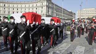 Rome tribute
