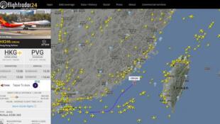 中国民航局2018年1月4日透过官网宣布,M503航线北上方向及相关衔接航线当日啟用,并声称这一航线為民航航线。