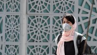 مسعود مردانی از مشاهدۀ مواردی از ابتلا به عفونت قارچ سیاه در تهران خبر داد