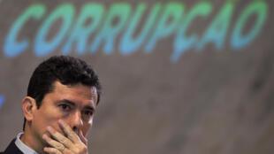 """""""Brasil no puede retroceder y destruir el pasado reciente de combate a la corrupción y a la impunidad"""", dijo el exjuez Sergio Moro"""